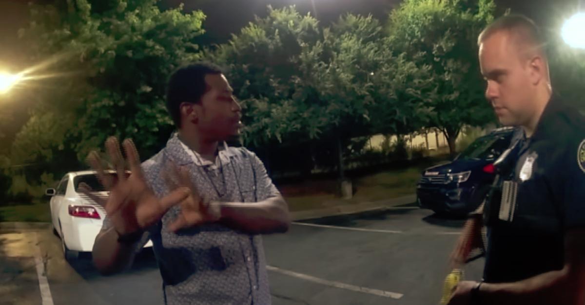 White Officer, Black Victim, Atlanta, Suspect, Shooting, Police
