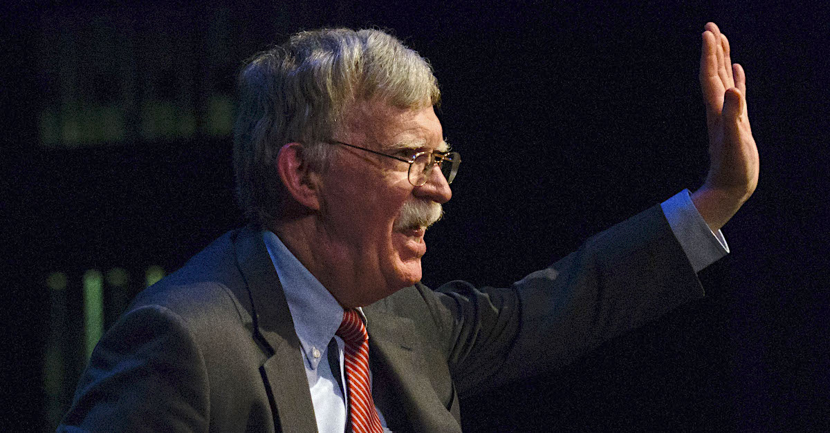 Bolton says Trump pleaded with China to help him get reelected
