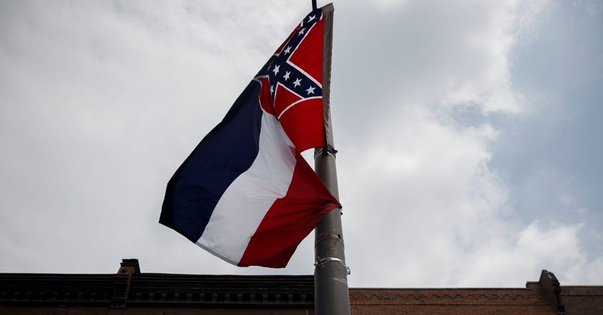 Miss. House passes bill to change state flag