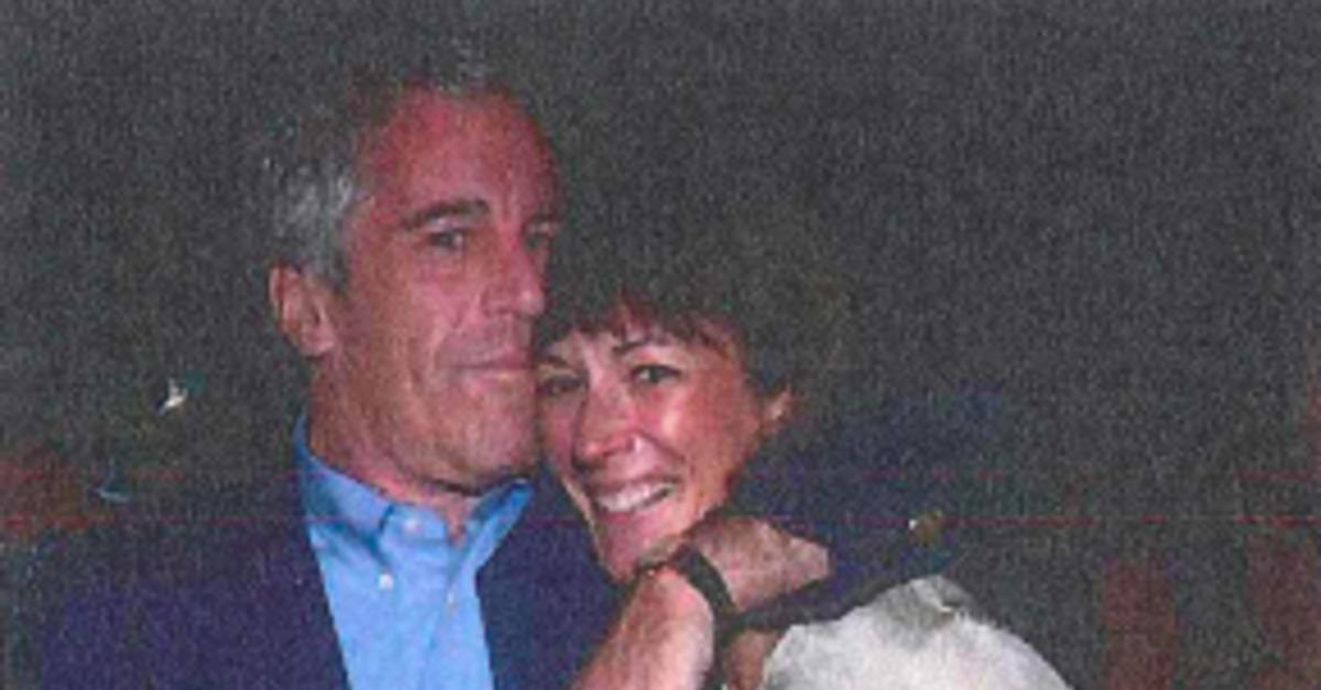 Former Jeffrey Epstein companion Ghislaine Maxwell is in federal custody