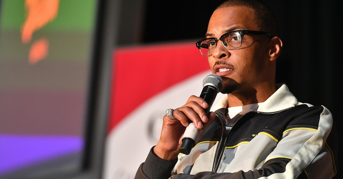 Paper Trail: T.I. has been charged for promoting fraudulent cryptocurrency