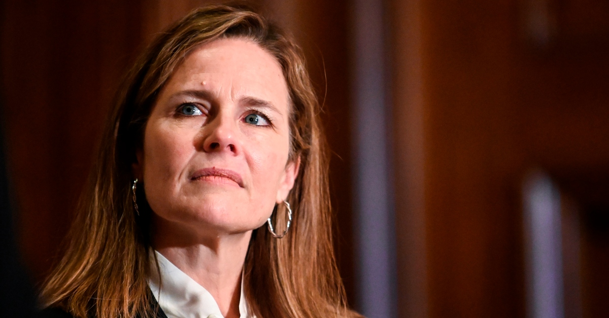 Amy Coney Barrett Remarks: Supreme Court Confirmation Hearing