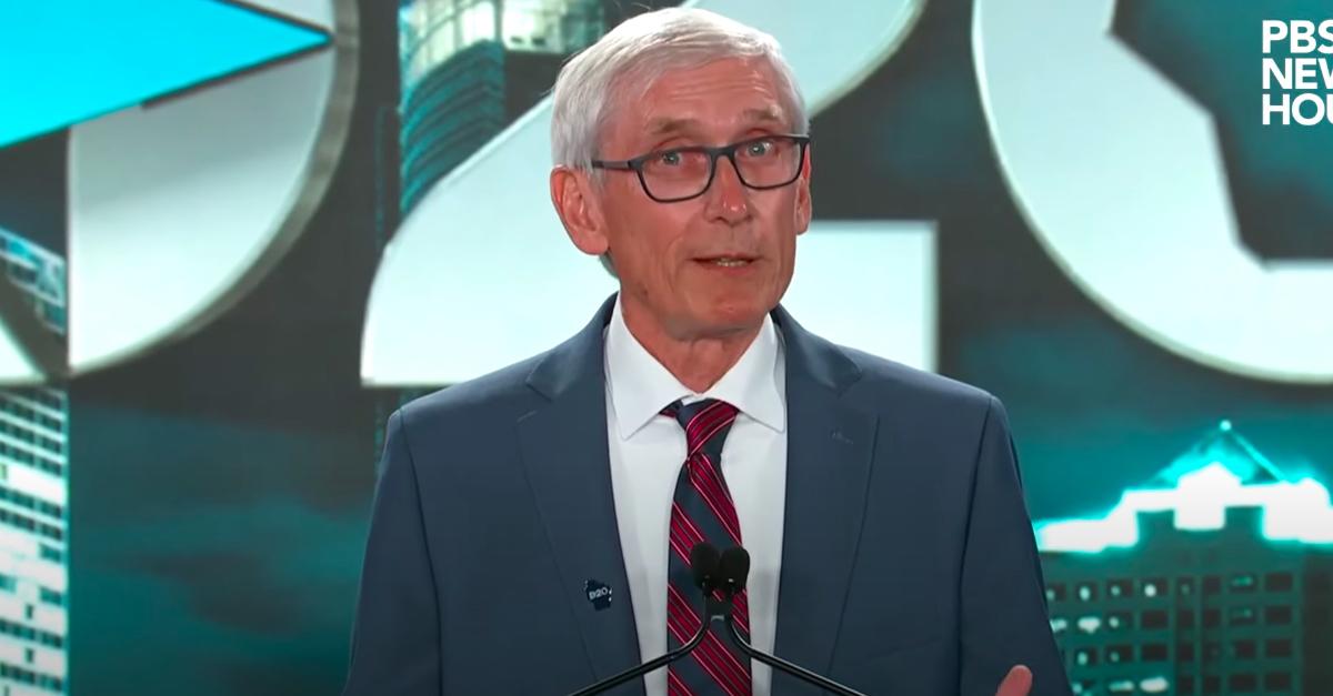 Gov. Tony Evers on PBS