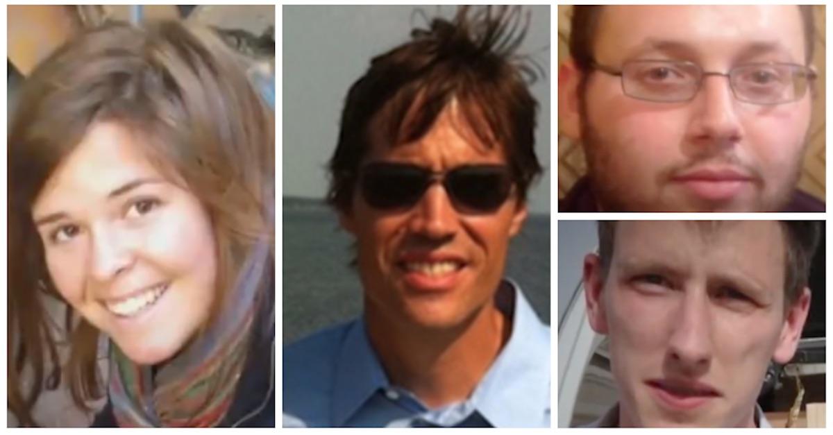 Kayla Mueller, James Foley, Steven Sotloff, Peter Kassig