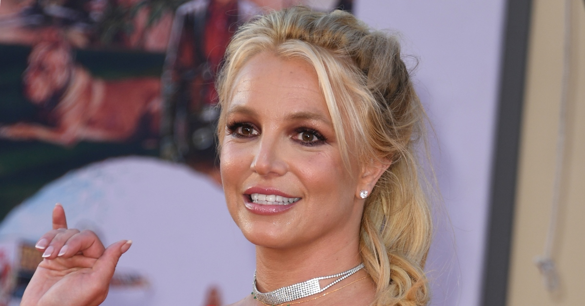 Britney Spears loses legal bid to to curb father's power over her