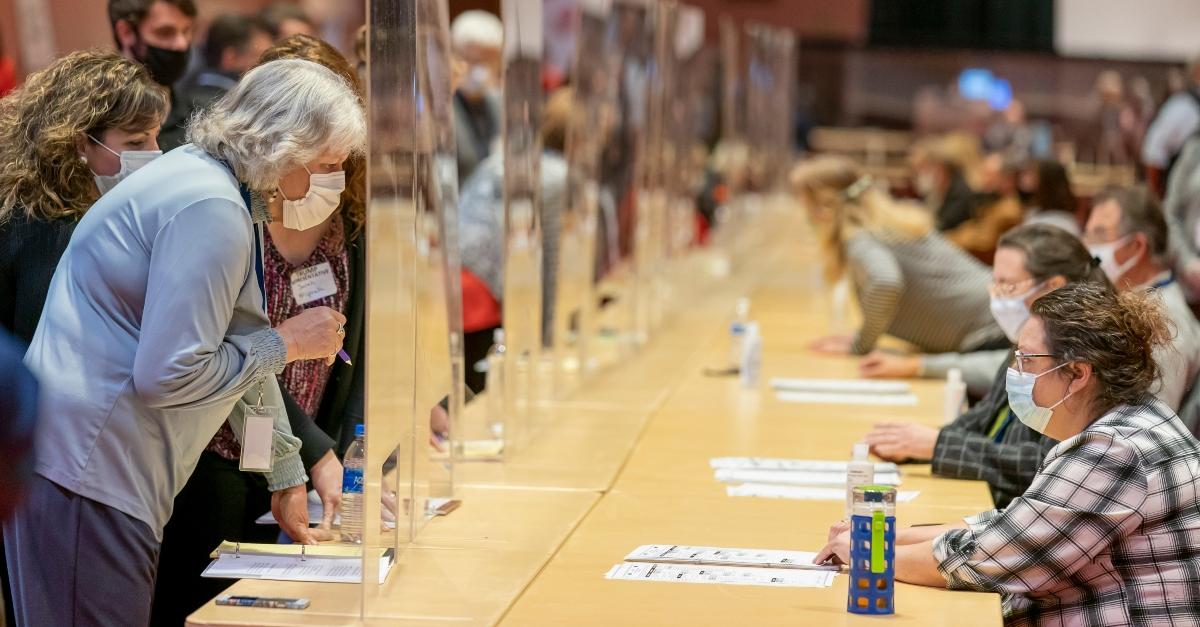 Trump team requests one more votes recount in Georgia