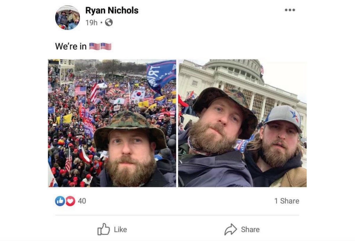 Ryan Nichols Texas