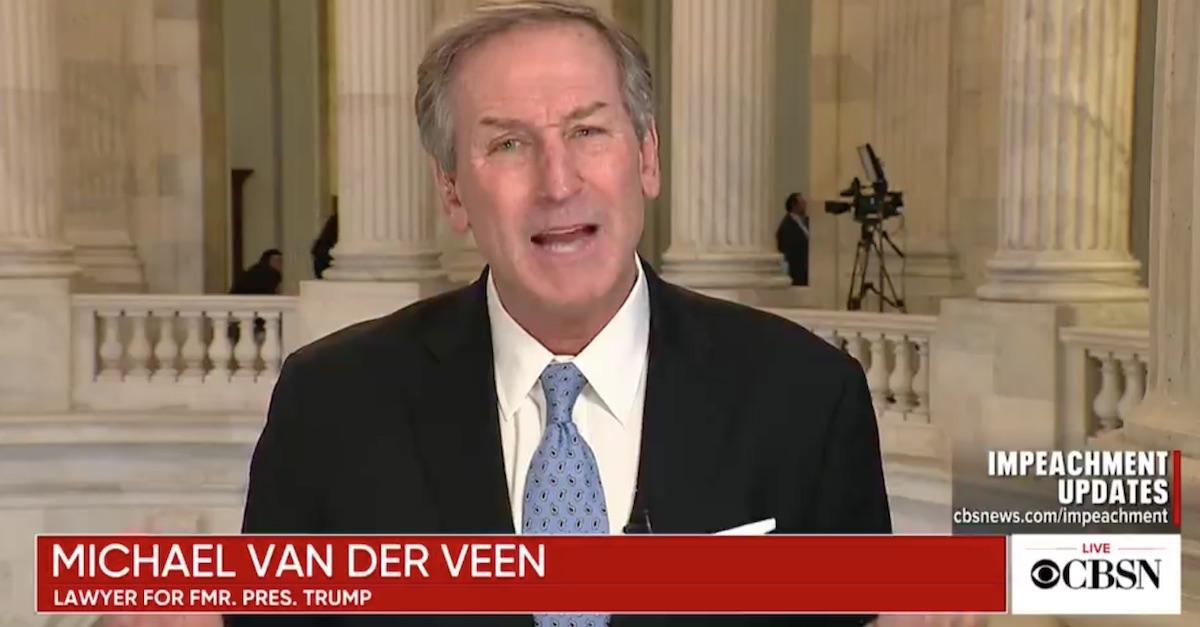 attorney michael van der veen