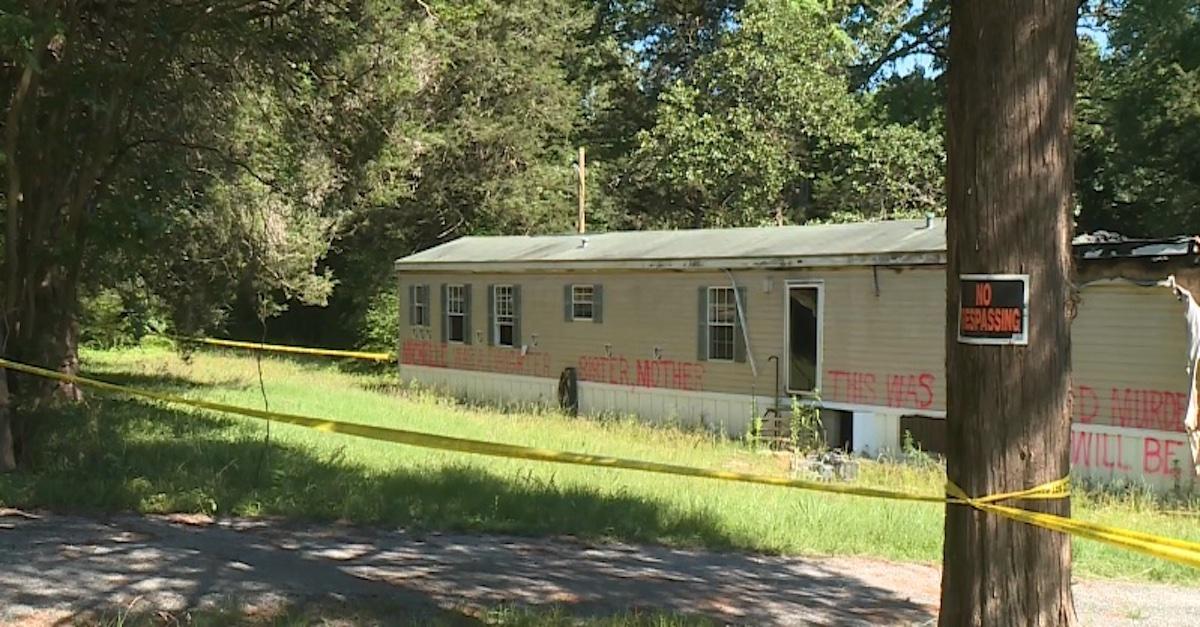 Ashley Henry killed outside trailer