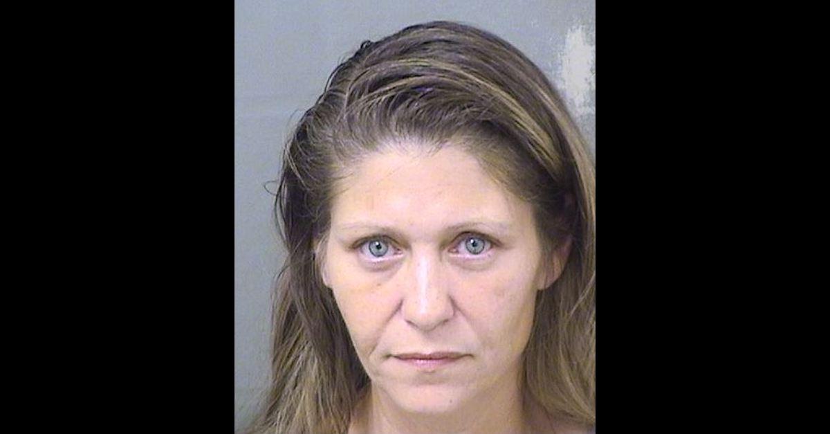 Lyndsey Jane Kennedy's police mugshot.
