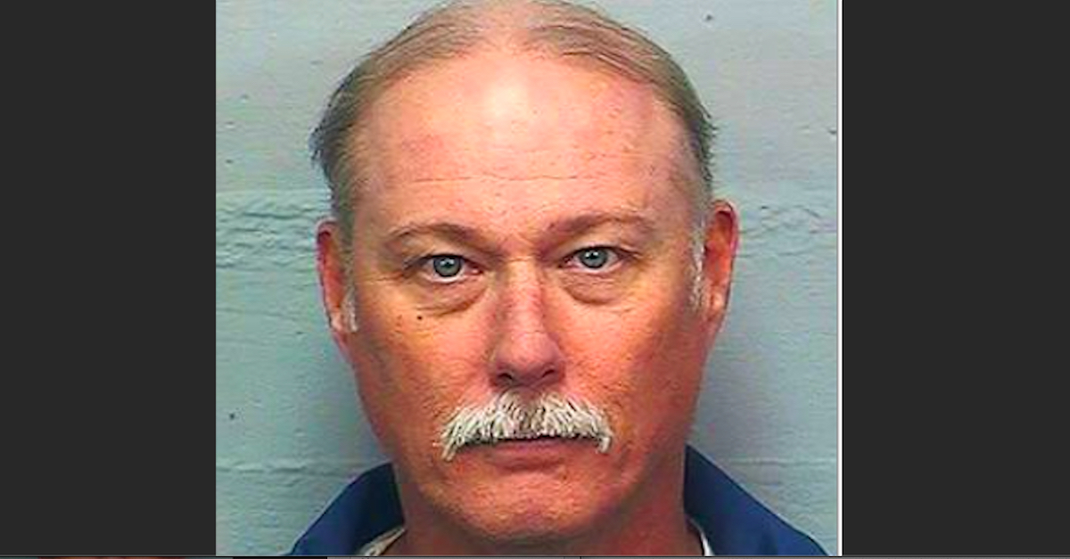 David Weidert, courtesy of the California Department of Corrections