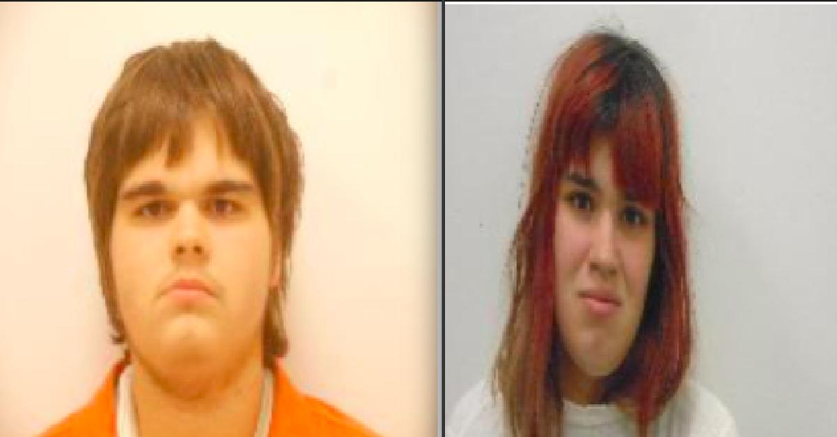 Matthew Sebolka and Elizabeth Tyler Sebolka courtesy of the Richmond Police Dept