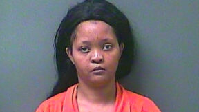 Thessalonica Allen courtesy of the LaPorte County Jail