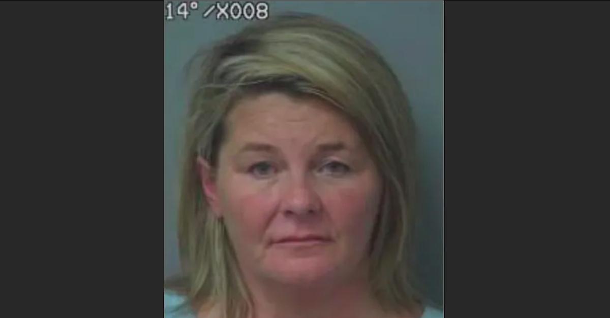 Wendy Lee Sharp, courtesy of the Gwinnett County Jail