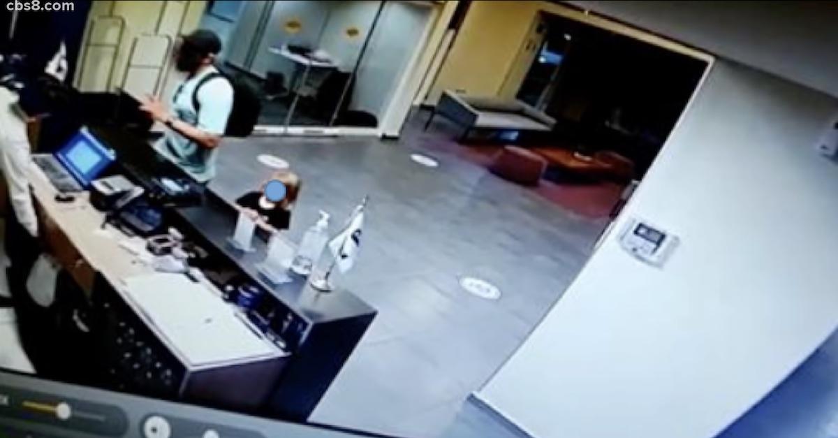 matthew taylor coleman surveillance video image