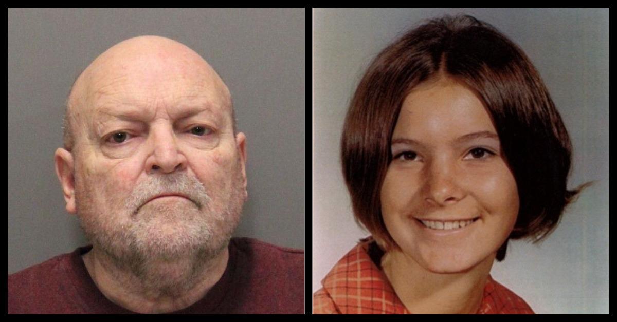 Murderer John Getreu and his victim Janet Taylor