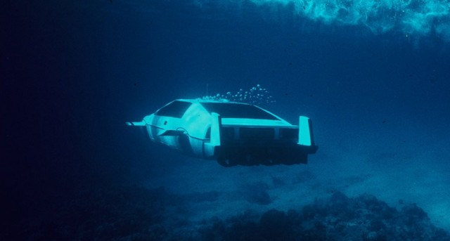 Submarine Car