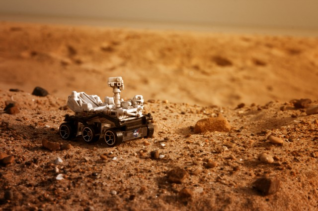 mars rover toy