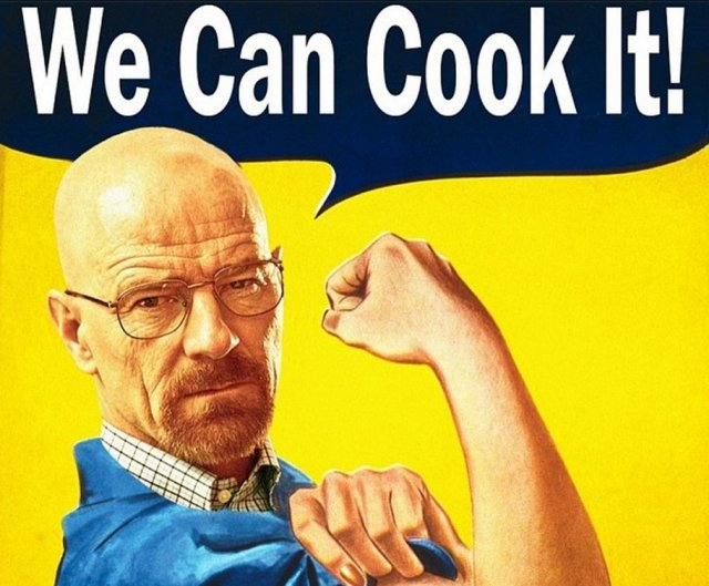 We can cook it