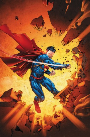 Superman is #2 with 23%