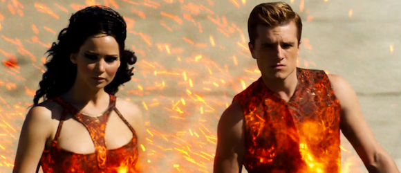 The Hunger Games: Catching Fire Burns Hotter Than Its Predecessor ...