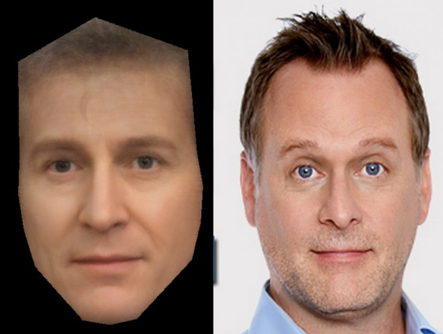 """Left: """"Averge"""" Doctor, Right: Dave Coulier"""
