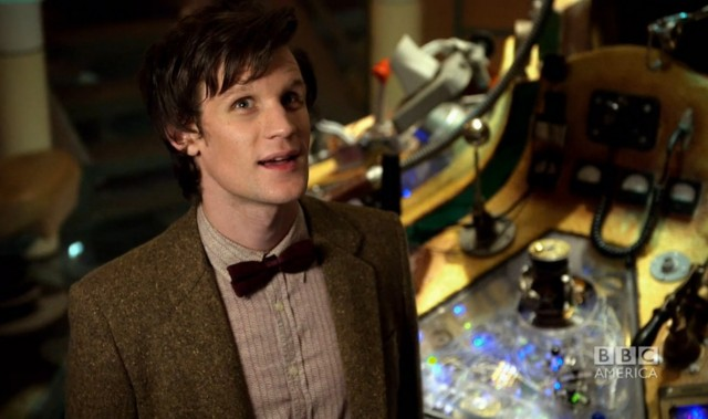 Farewell Matt Smith