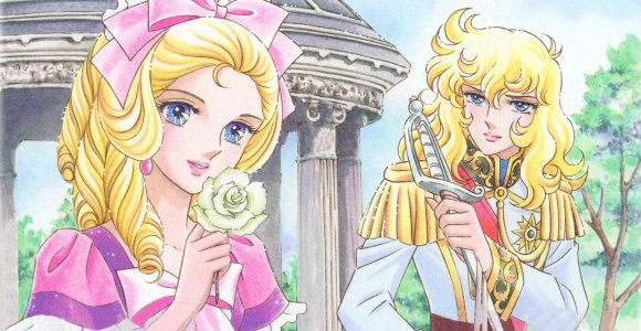 Image result for the rose of versailles anime
