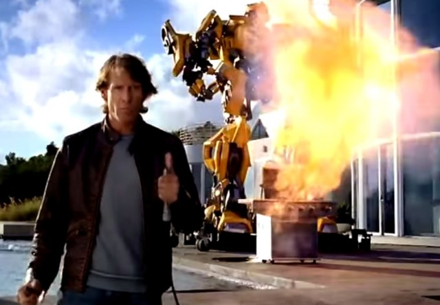 awesome michael bay