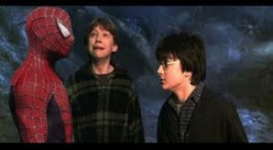 Spider-Man would make a great exposure for Ron.