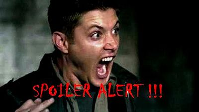 One out of one Dean Winchesters disapproves of your spoilers!