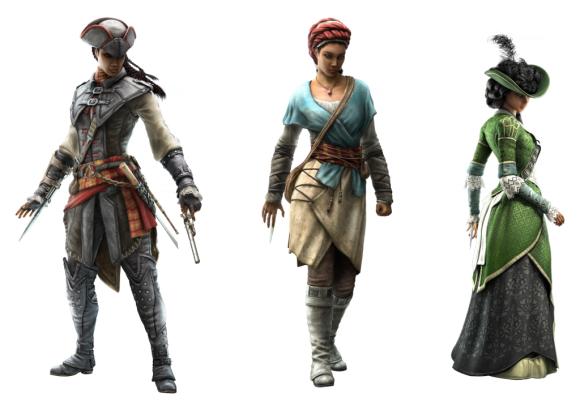 Assassin S Creed Liberation Clothing Stealth And Disguise The