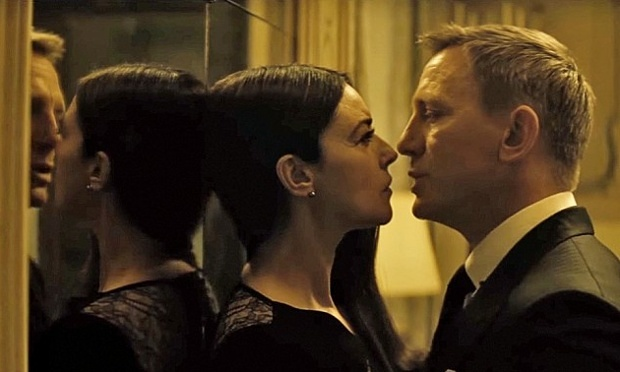 "Call Monica Bellucci a ""Bond Woman"" 