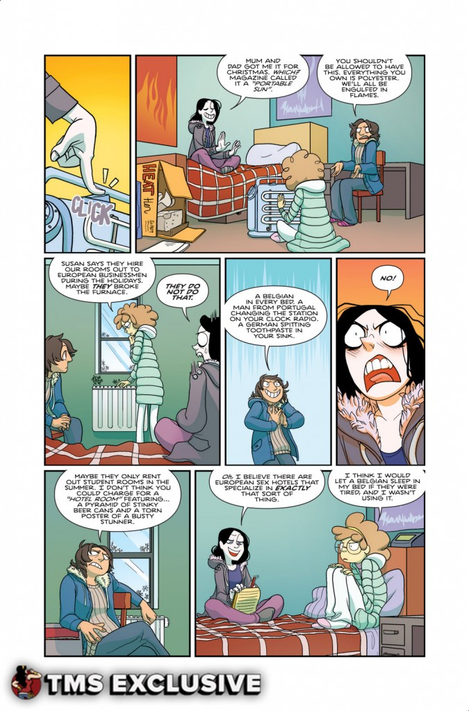 Giant Days #7, Page 4