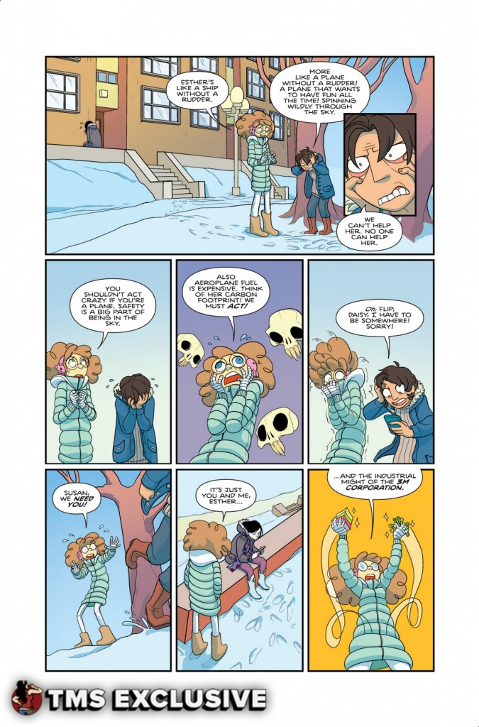Giant Days #7, Page 7