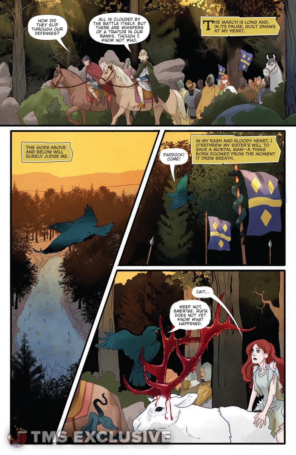 Toil and Trouble Issue 2 Page 7
