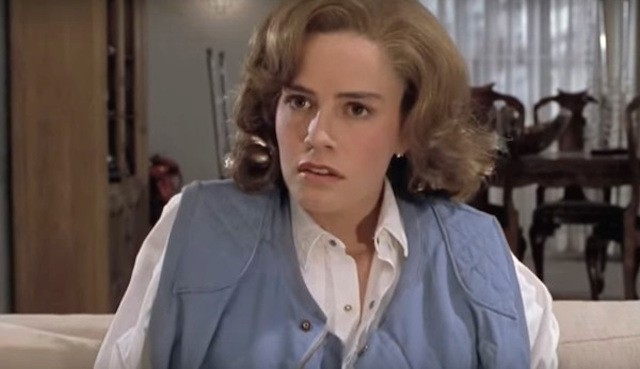 Jennifer in Back to the Future Part II