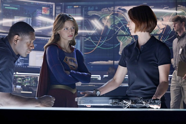 Damn, Supergirl. How many jobs do you WANT?