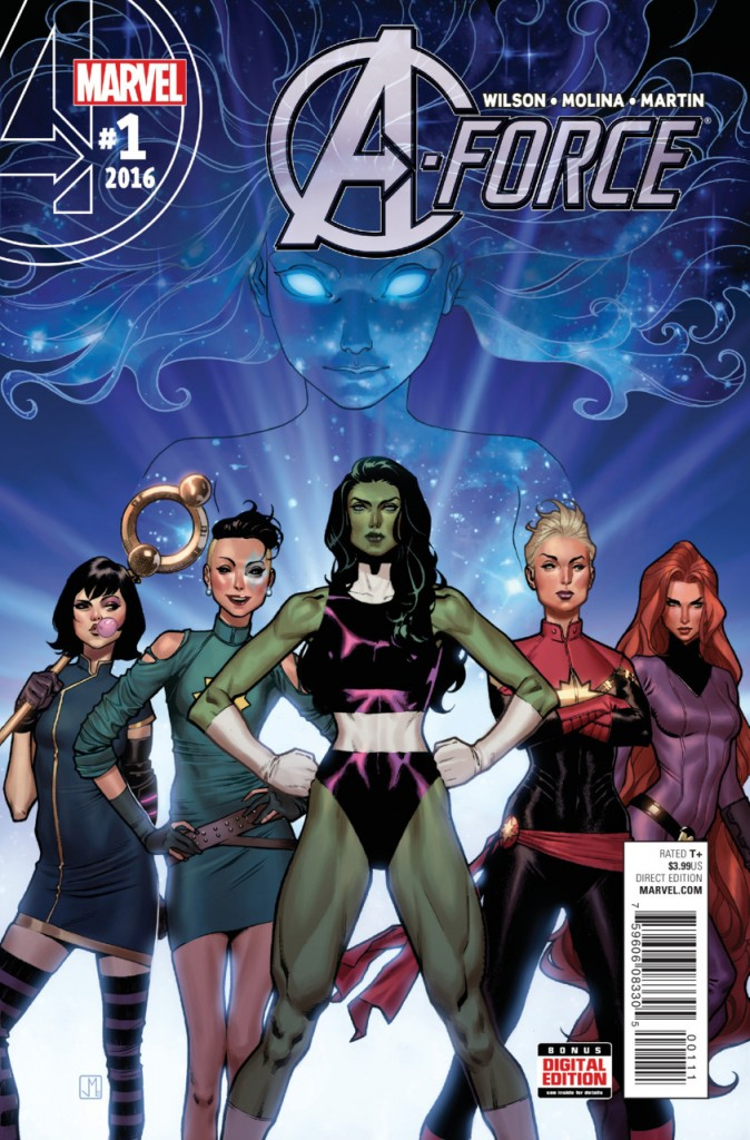 A-Force, Marvel