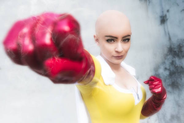 one punch woman