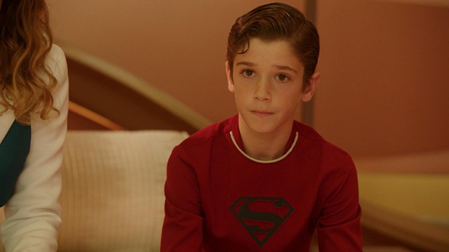 """""""Next time you see Clark, you can totally make fun of him for being such a dork when he was a kid."""""""