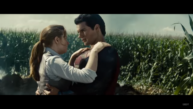 lois and superman in batman v superman