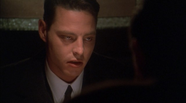 Is it me or is young Bill Mulder kind of a...FOX