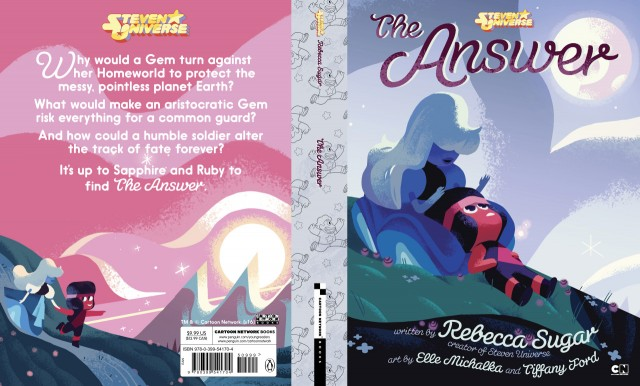 The Answer children's book cover