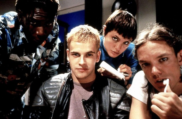 Hackers movie cast