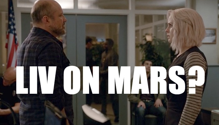 iZombie - Liv on Mars