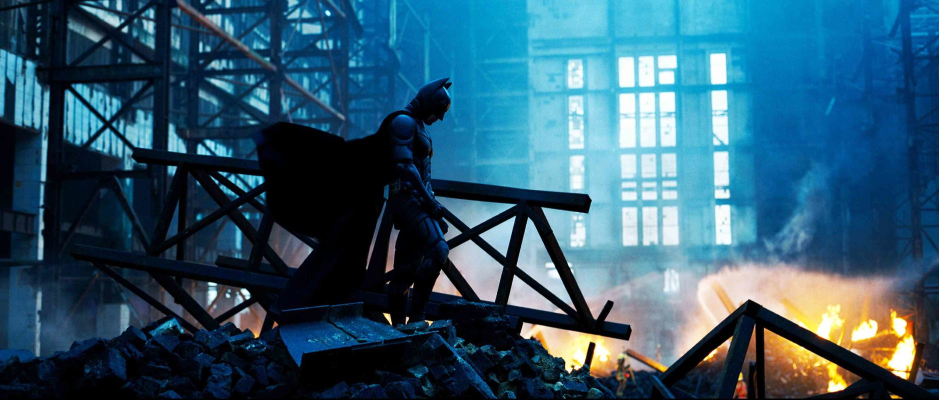 Batman in the Dark Knight