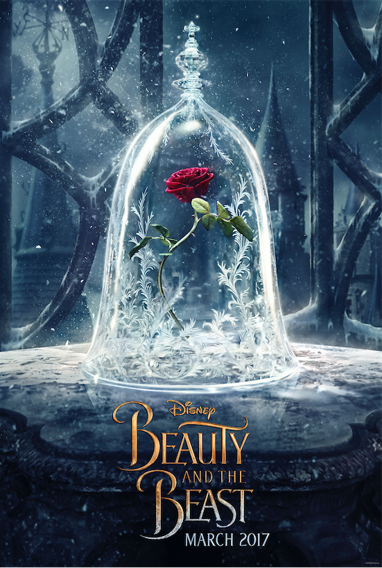 Disney Releases New Poster For Beauty And The Beast The Mary Sue