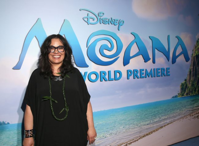 """HOLLYWOOD, CA - NOVEMBER 14: Actress Rachel House attends The World Premiere of Disney's """"MOANA"""" at the El Capitan Theatre on Monday, November 14, 2016 in Hollywood, CA. (Photo by Jesse Grant/Getty Images for Disney) *** Local Caption *** Rachel House"""