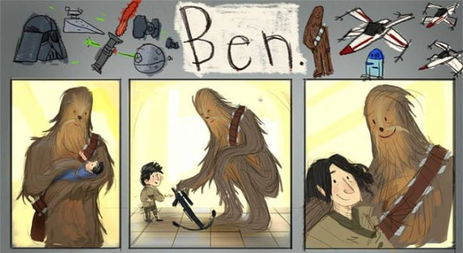 chewbacca-and-young-ben-solo